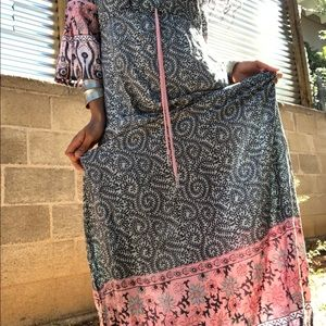 Dresses & Skirts - Folk Town Gypsy Dress